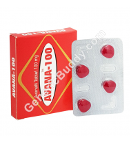 Avana 100 Mg Tablet