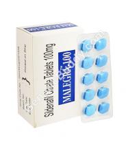 Malegra 100 Mg Tablet