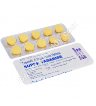 Super Tadarise 80 Mg Tablet
