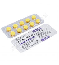Zhewitra 60 Mg Tablet