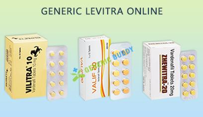 Generic Buddy - Generic Levitra Online
