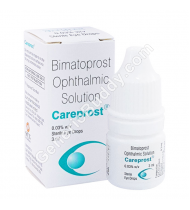 Careprost 3ml Eye Drops