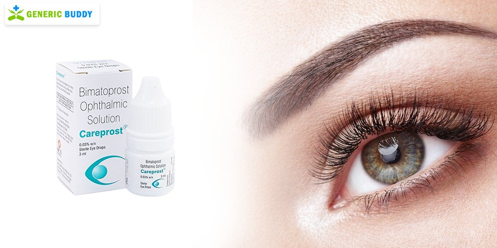Right Way to Apply Careprost for Eyelash Growth